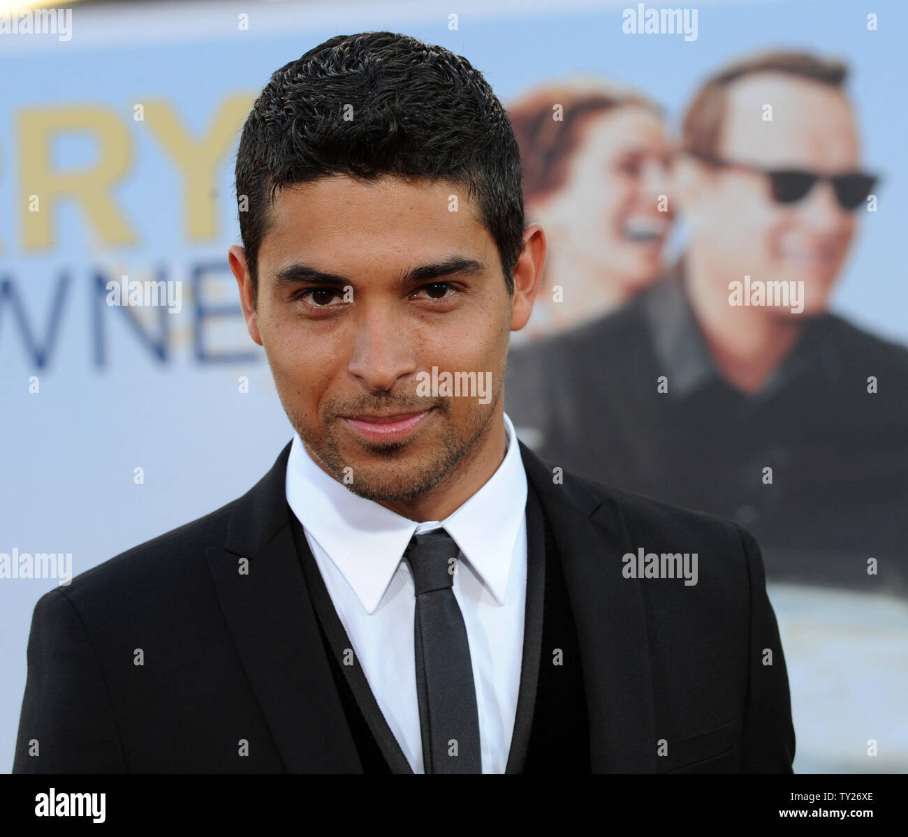 Wilmer Valderrama, a cast member in the motion picture romantic