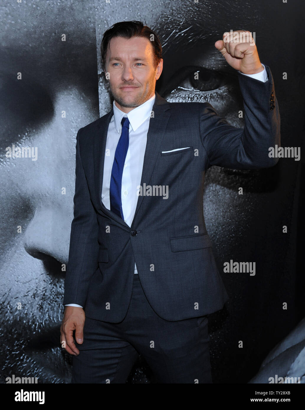 Actor Joel Edgerton, a cast member in the motion picture