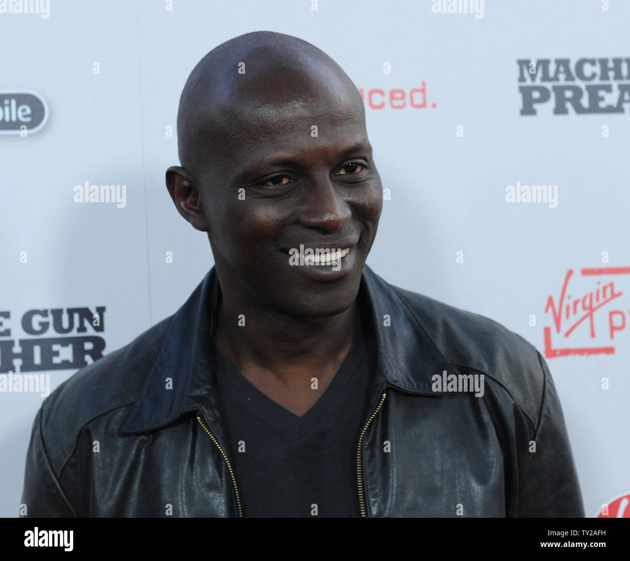 Souleyman Sy Savane A Cast Member In The Motion Picture Machine