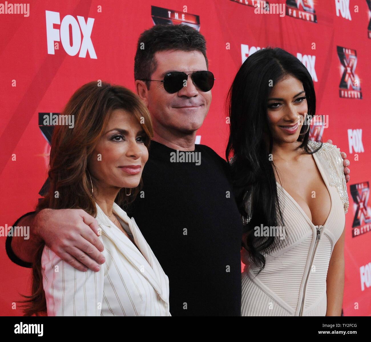 Female judges factor x 'X Factor'