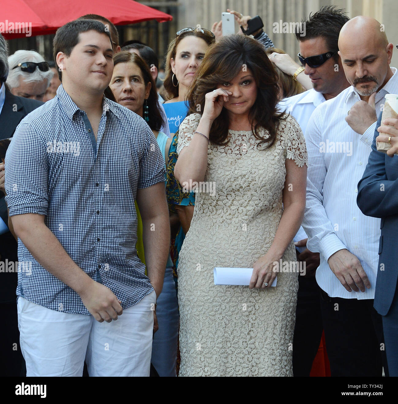 Valerie Bertinelli Wolfgang Van Halen High Resolution Stock Photography And Images Alamy