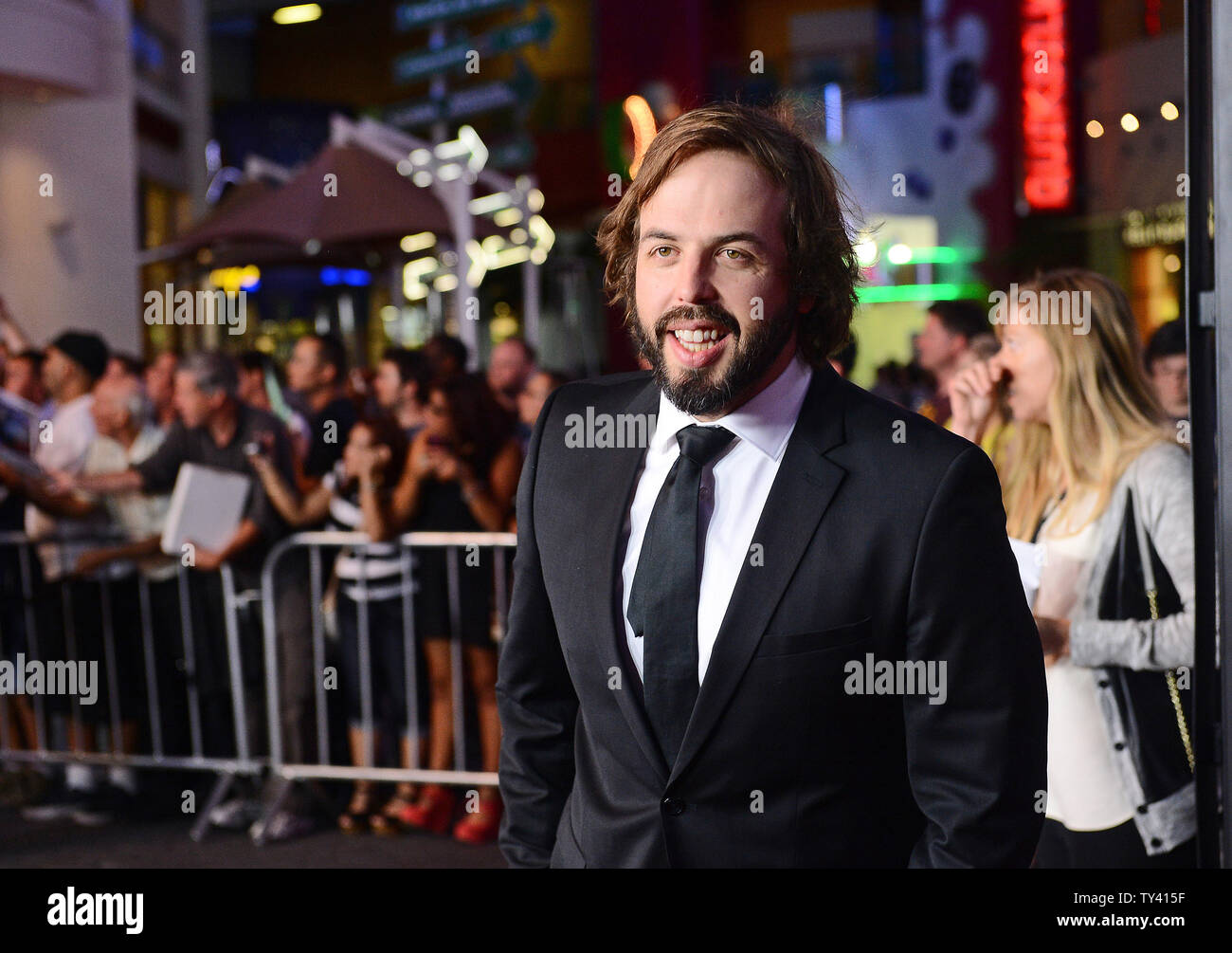 Cast Member Angus Sampson Attends The Premiere Of The Motion Picture Horror Thriller Insidious Chapter 2 At Universal Citywalk In Universal City On September 10 2013 The Haunted Lambert Family Seeks To