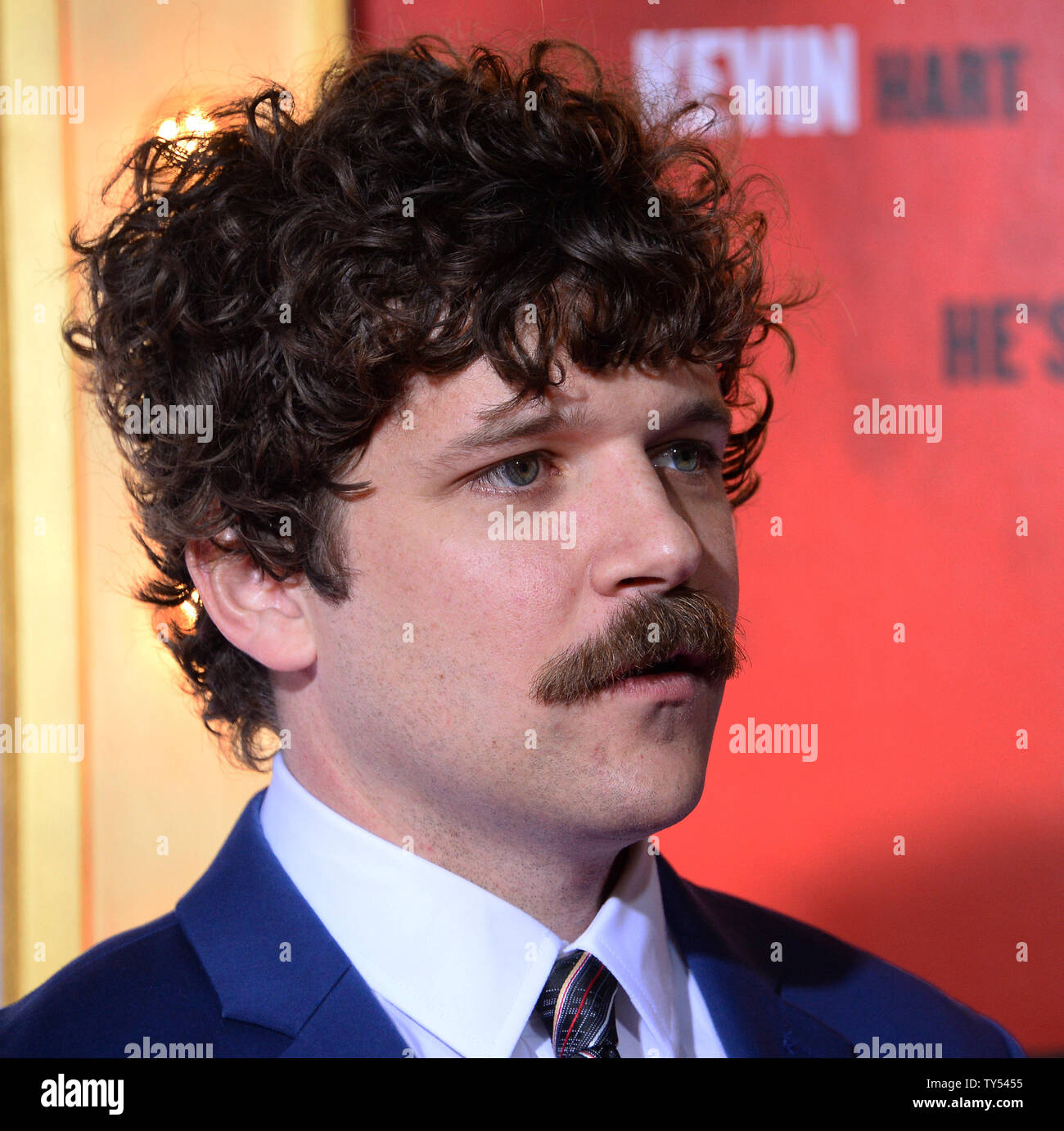 Wedding Ringer Cast.Cast Member Dan Gill Attends The Premiere Of The Motion Picture