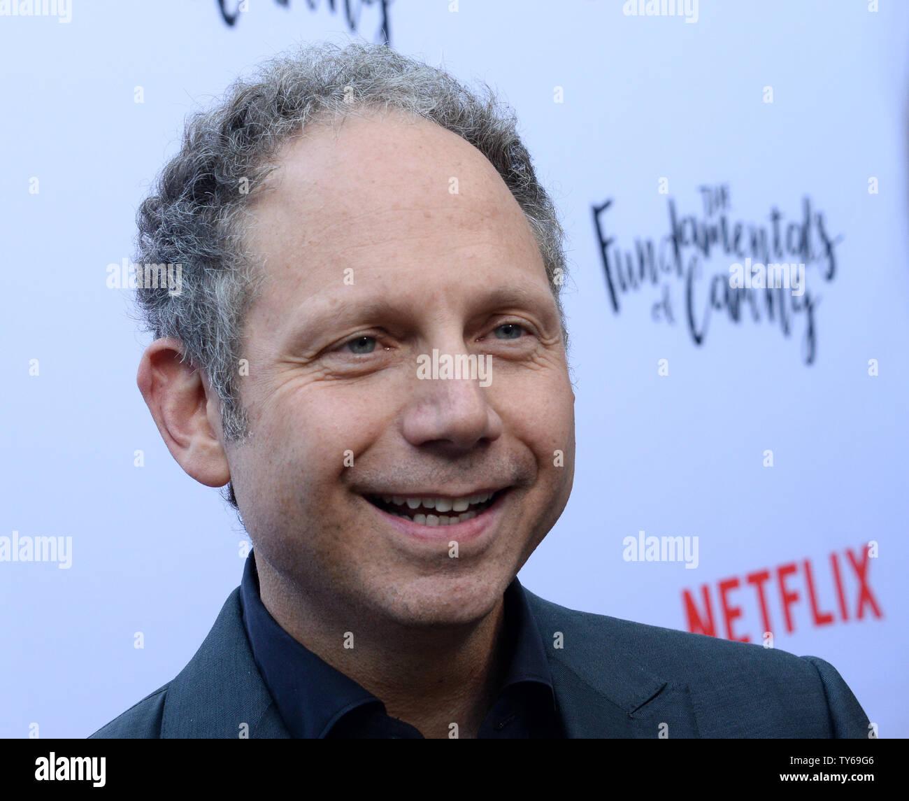 Director Rob Burnett attend a screening of his new Netflix