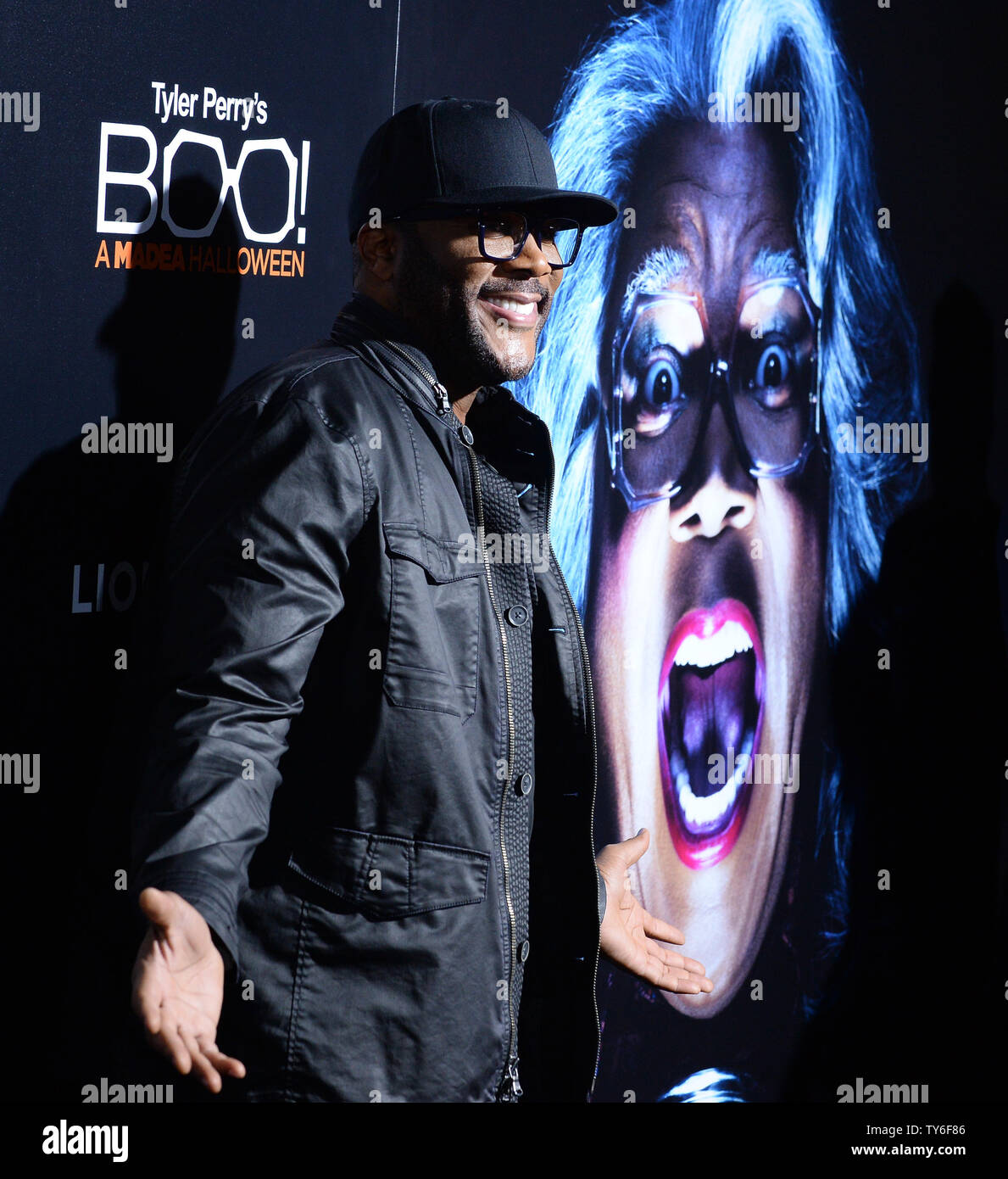 Halloween 2020 Box Office Mojo Tyler Perry attends the premiere of his new motion picture horror