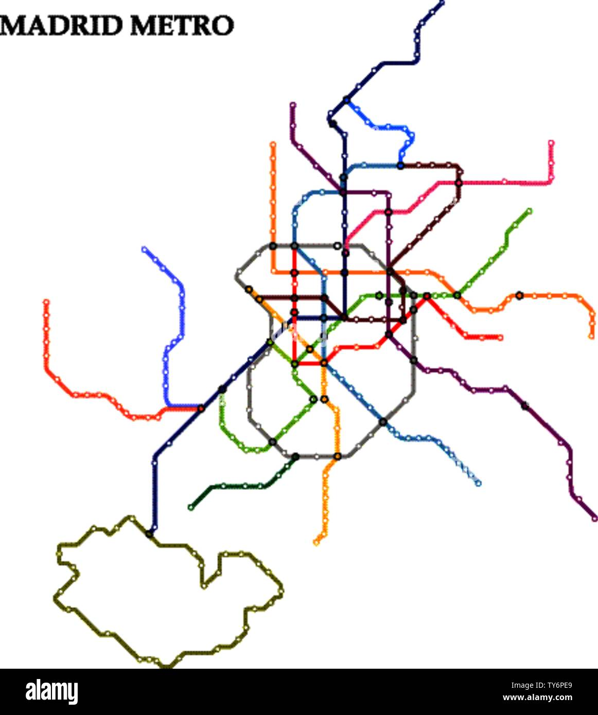 Map of the Madrid metro, Subway, Template of city ... Madrid Subway Map on laguardia subway map, amsterdam subway map, barcelona subway map, new york subway map, mexico subway map, philadelphia subway map, chicago subway map, bilbao subway map, vienna subway map, los angeles subway map, hong kong mtr subway map, pretoria subway map, dresden subway map, lima subway map, barcelona train map, kaohsiung subway map, london subway map, porto subway map, napoli subway map, tel aviv subway map,