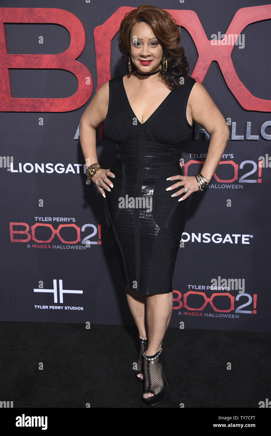 Cast Member Patrice Lovely Attends The Premiere Of The