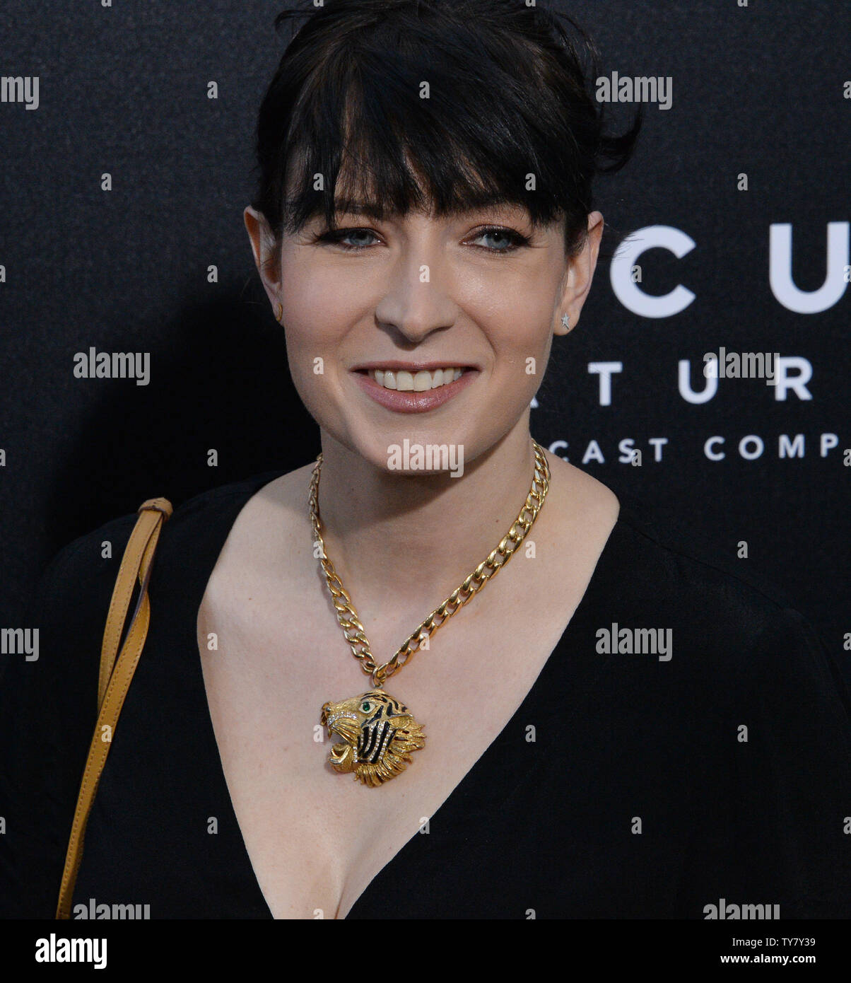 Writer Diablo Cody attends the premiere of the motion picture