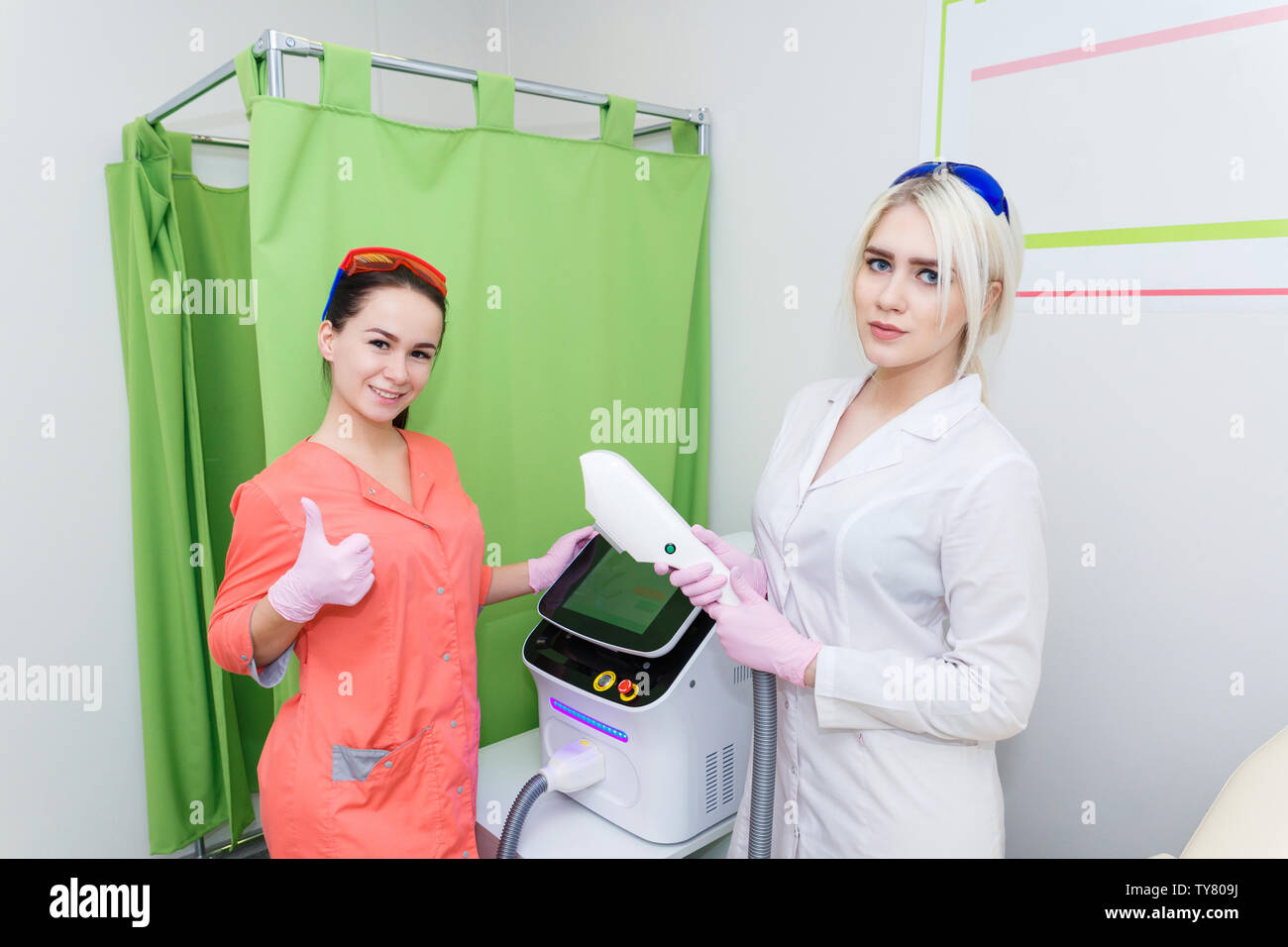 Hair Removal Machine High Resolution Stock Photography And Images