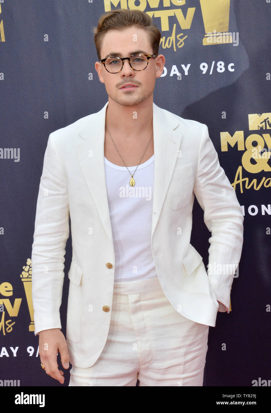 Dacre Montgomery Stock Photos & Dacre Montgomery Stock