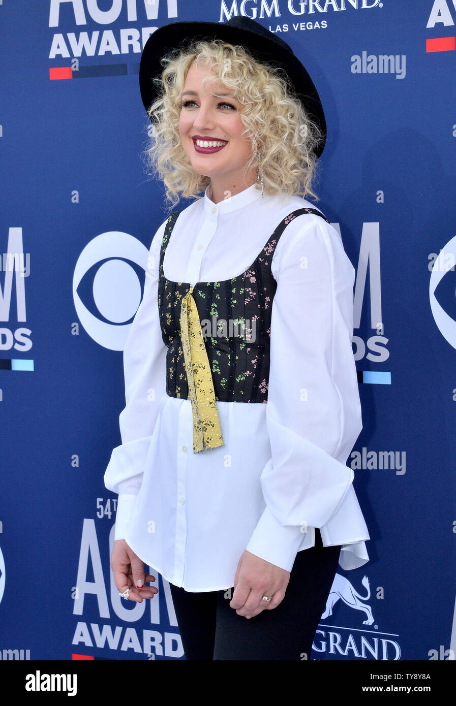 Cam attends the 54th annual Academy of Country Music Awards