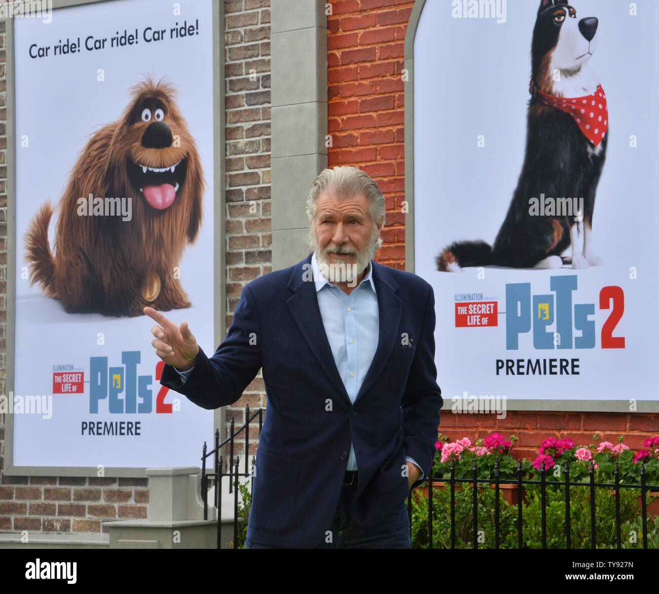 The Secret Life Of Pets 2 High Resolution Stock Photography And Images Alamy