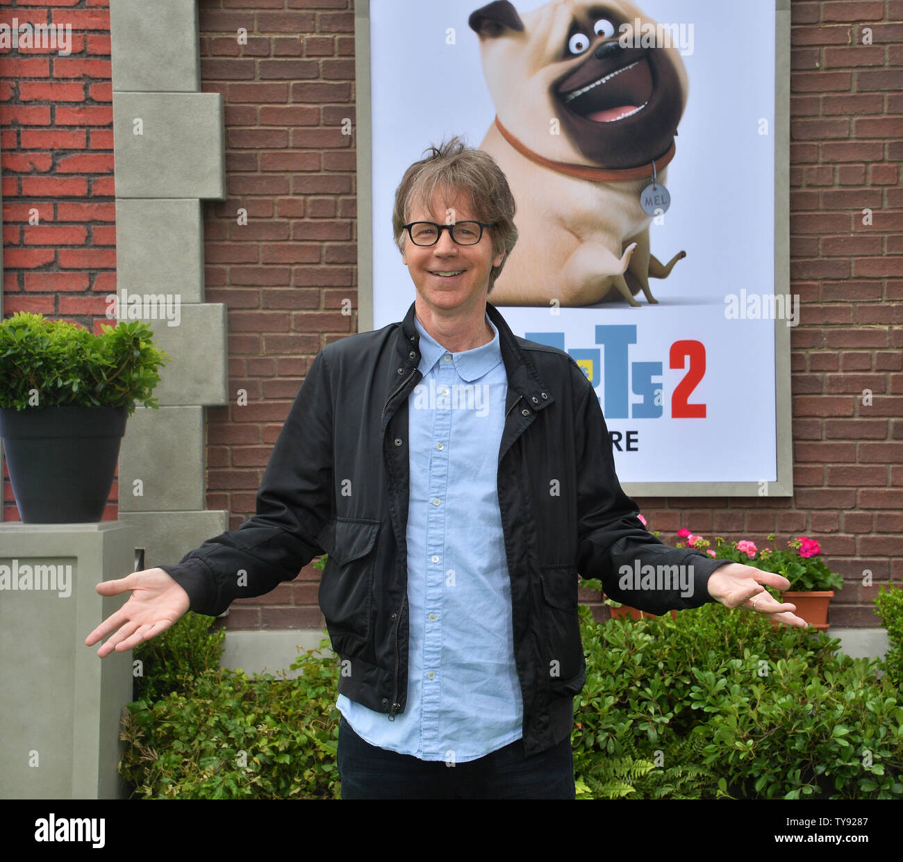 Cast Member Dana Carvey The Voice Of Pops In The Animated Motion