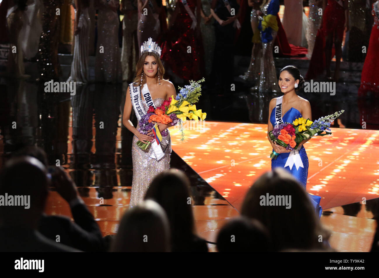 Miss Universe 2015 Stock Photos & Miss Universe 2015 Stock
