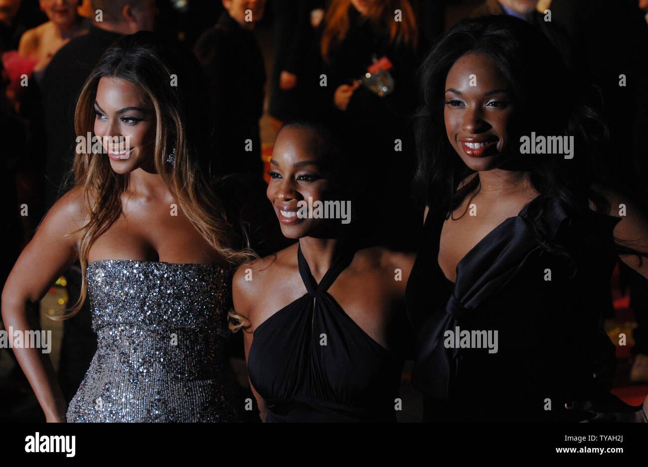 Jennifer Hudson Beyonce Knowles Anika High Resolution ...