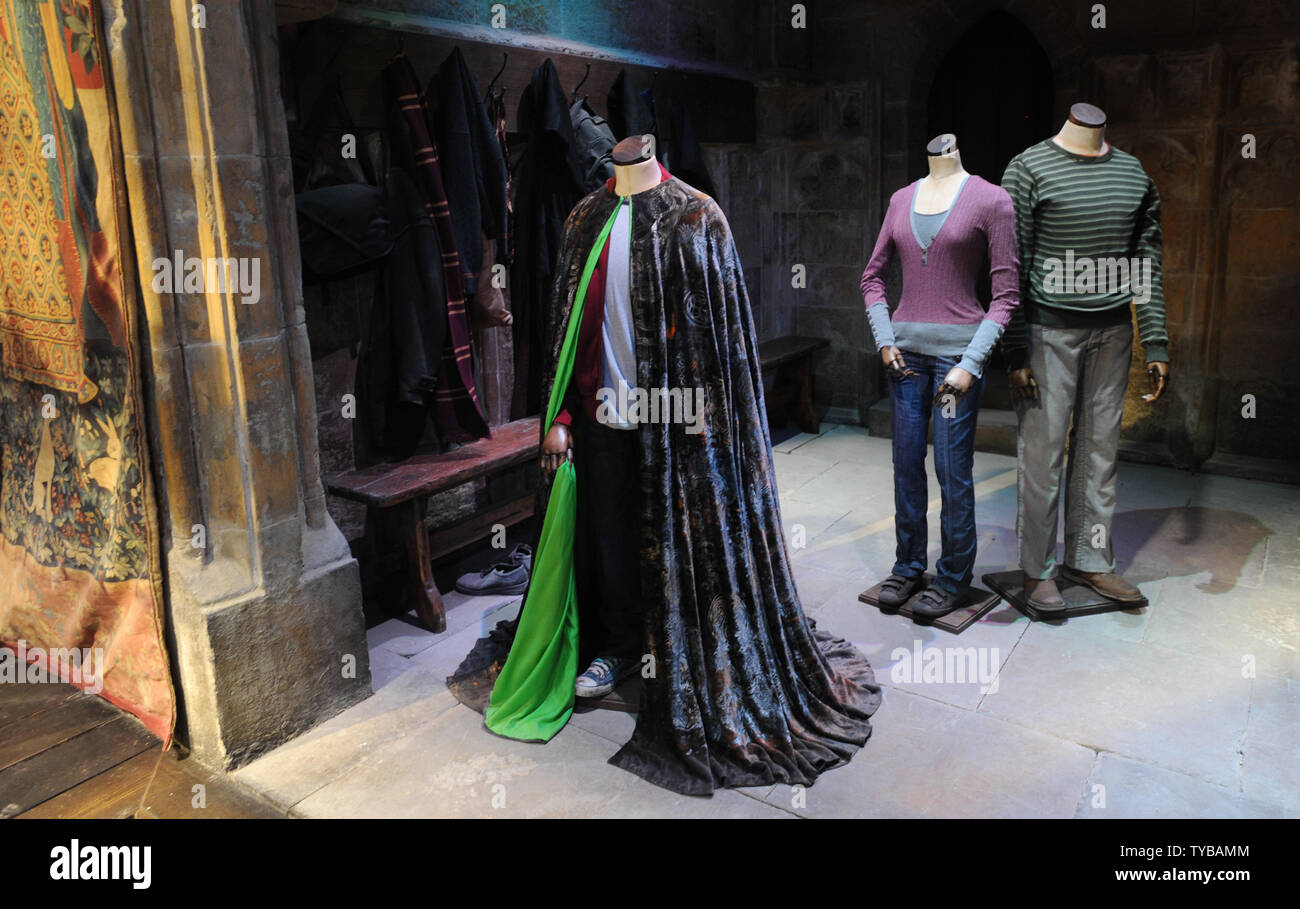 Harry Potter Costumes High Resolution Stock Photography And Images Alamy