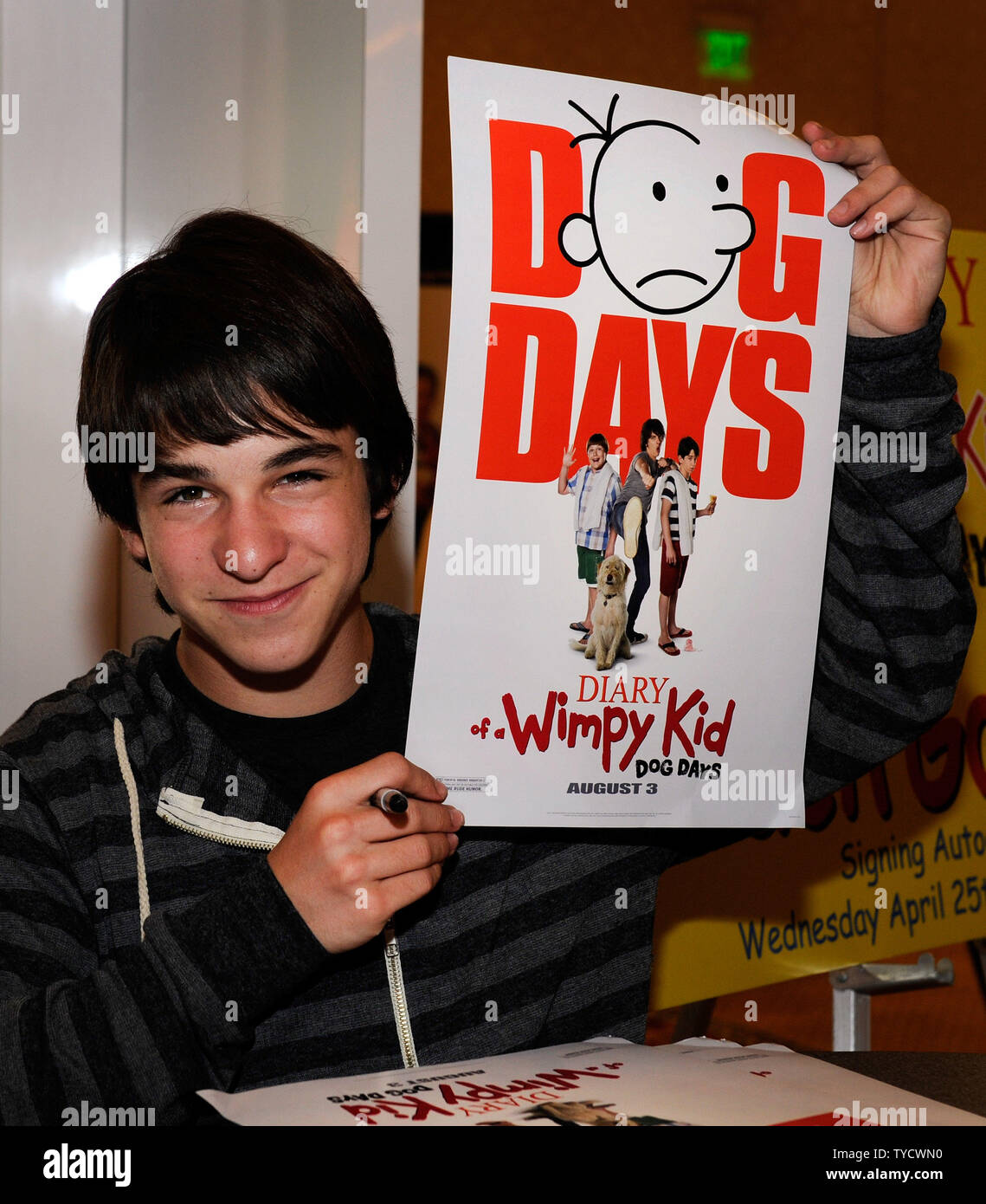 Diary Of A Wimpy Kid Movie High Resolution Stock Photography And Images Alamy