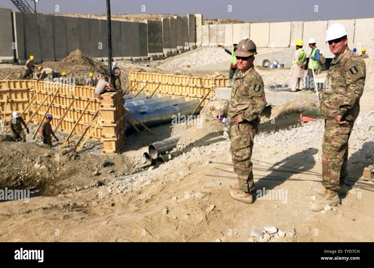 176th Engineer Brigade High Resolution Stock Photography And Images Alamy
