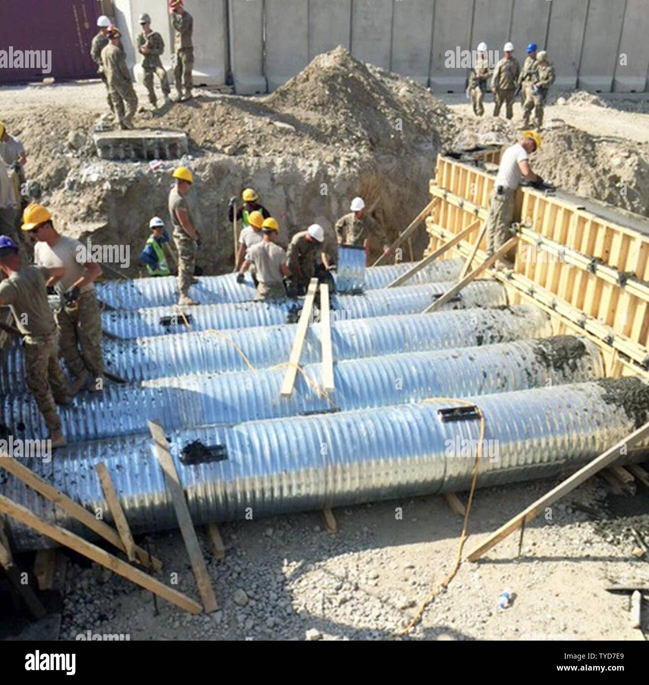 Army Engineers High Resolution Stock Photography And Images Alamy