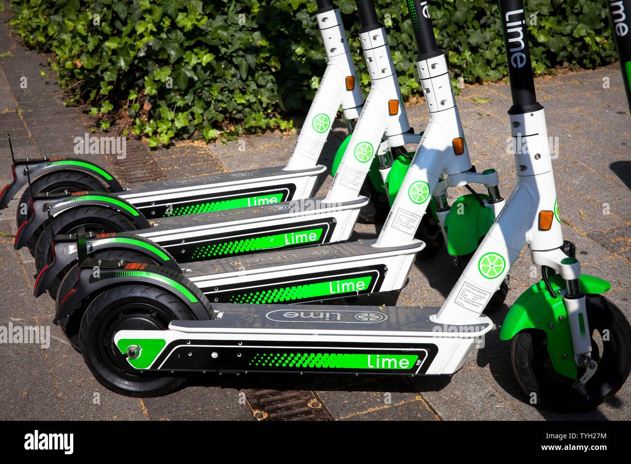 elektro scooter köln