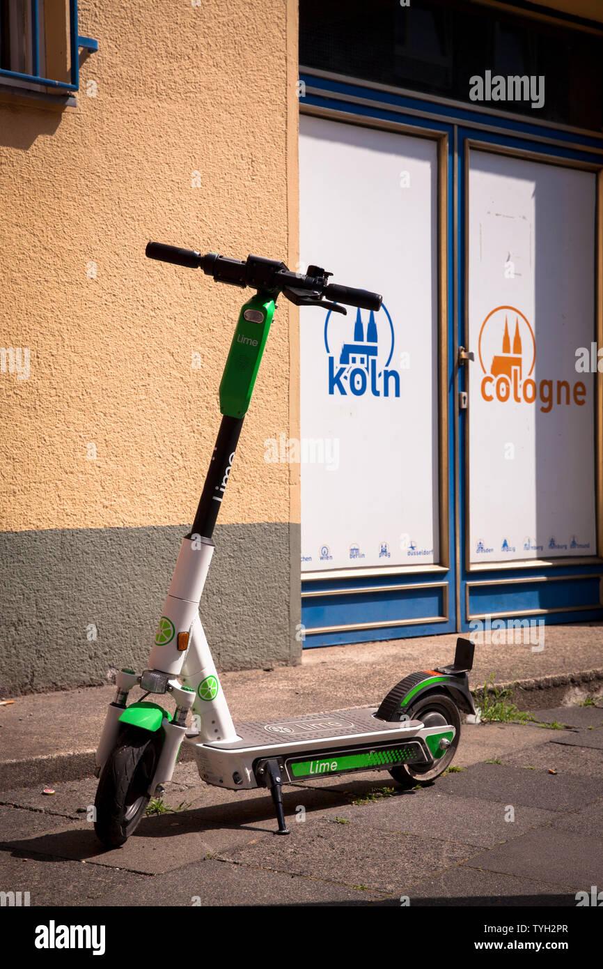 e scooter mieten düsseldorf