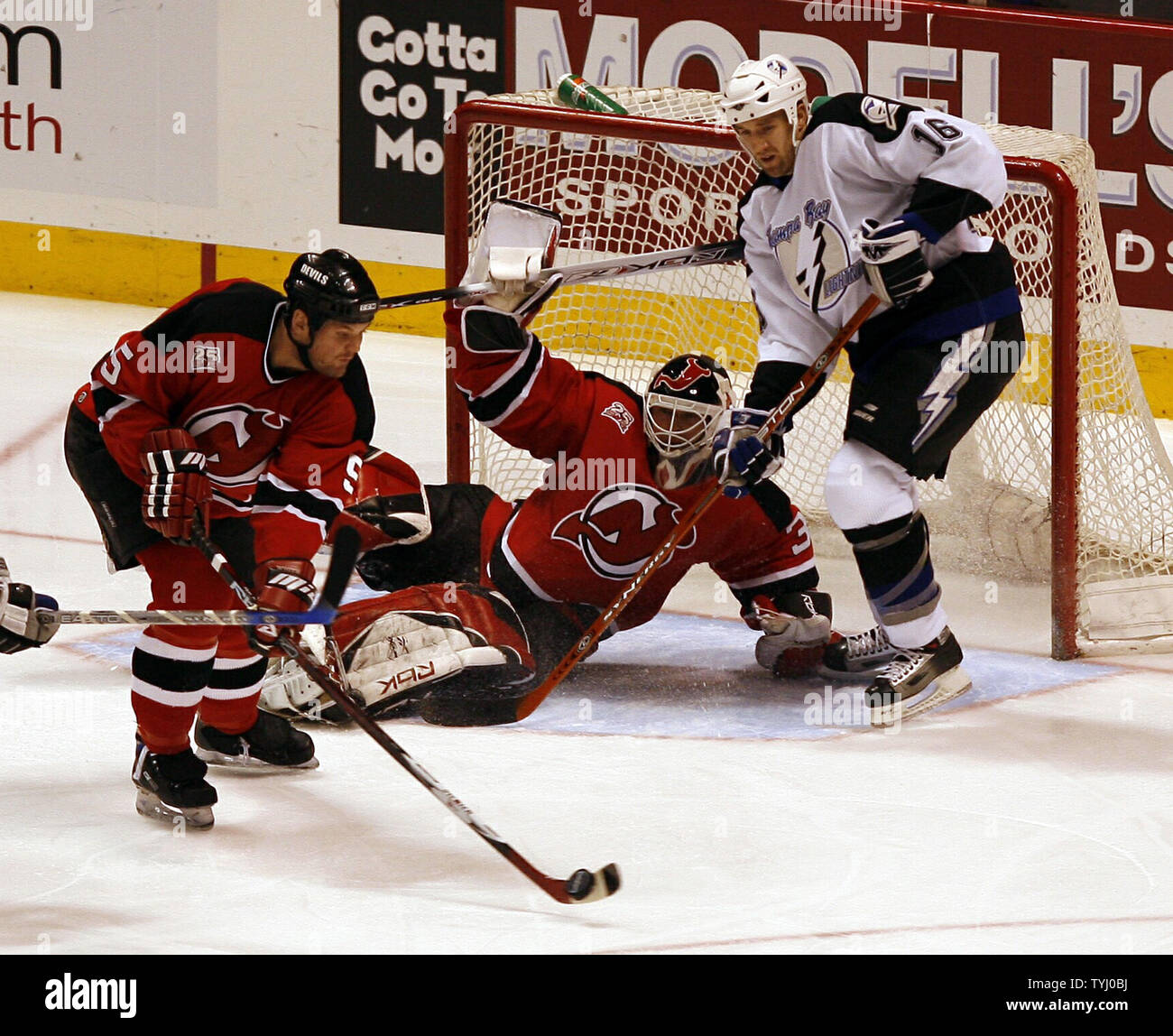 best service fe876 7b203 New Jersey Devils Colin White (5) and Tampa Bay Lightning ...