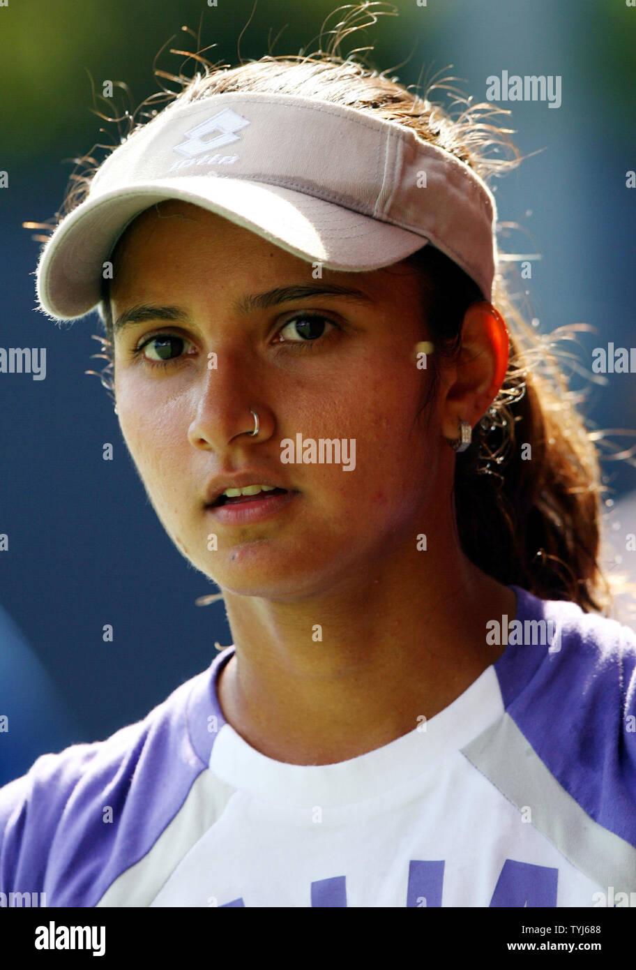 Sania Mirza Stock Photos & Sania Mirza Stock Images - Alamy