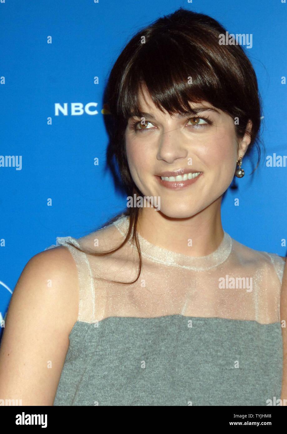 Actress Selma Blair of the tv series: Kath & Kim arrives for
