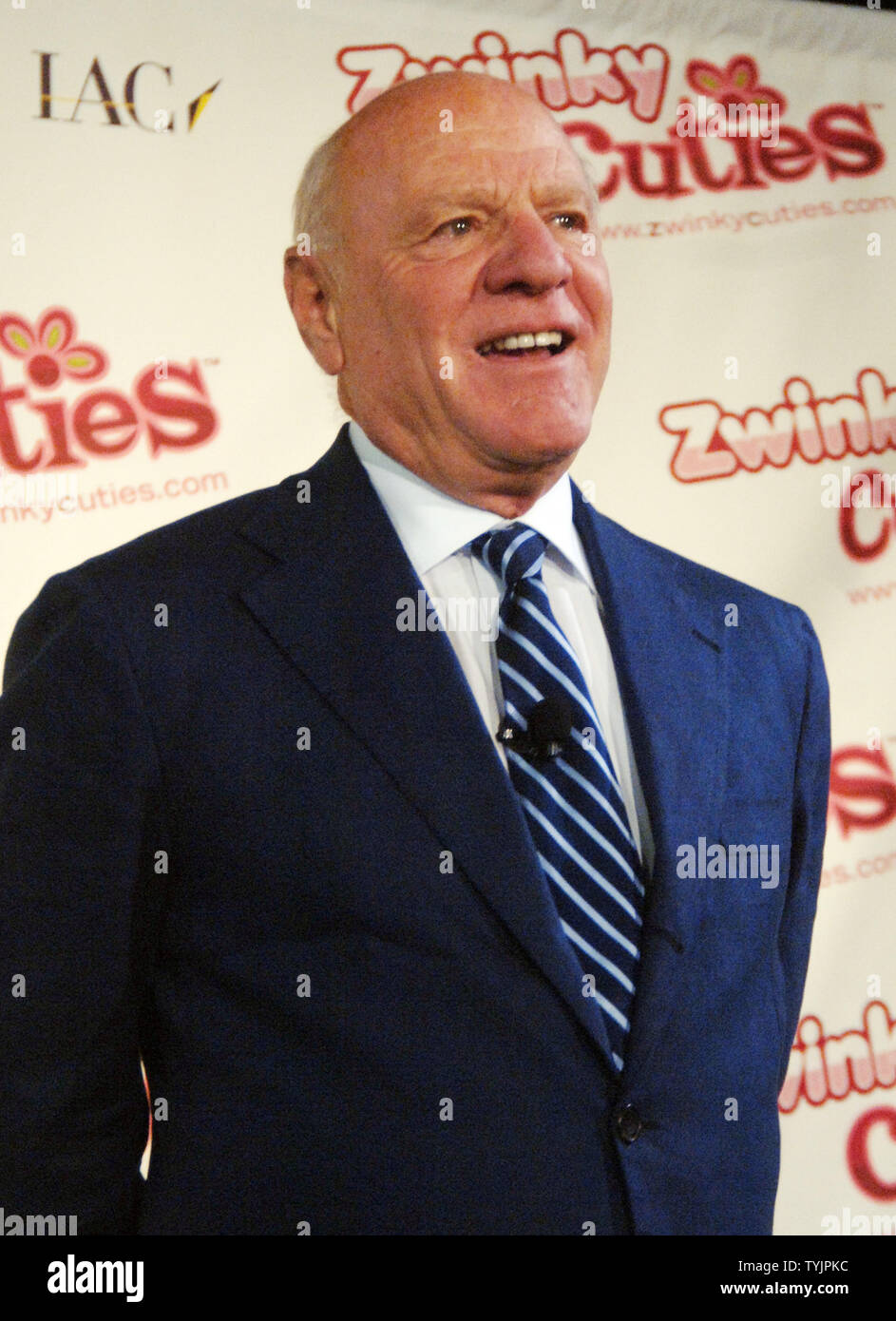 IAC Chairman Barry Diller joins with Disney singer Jordan