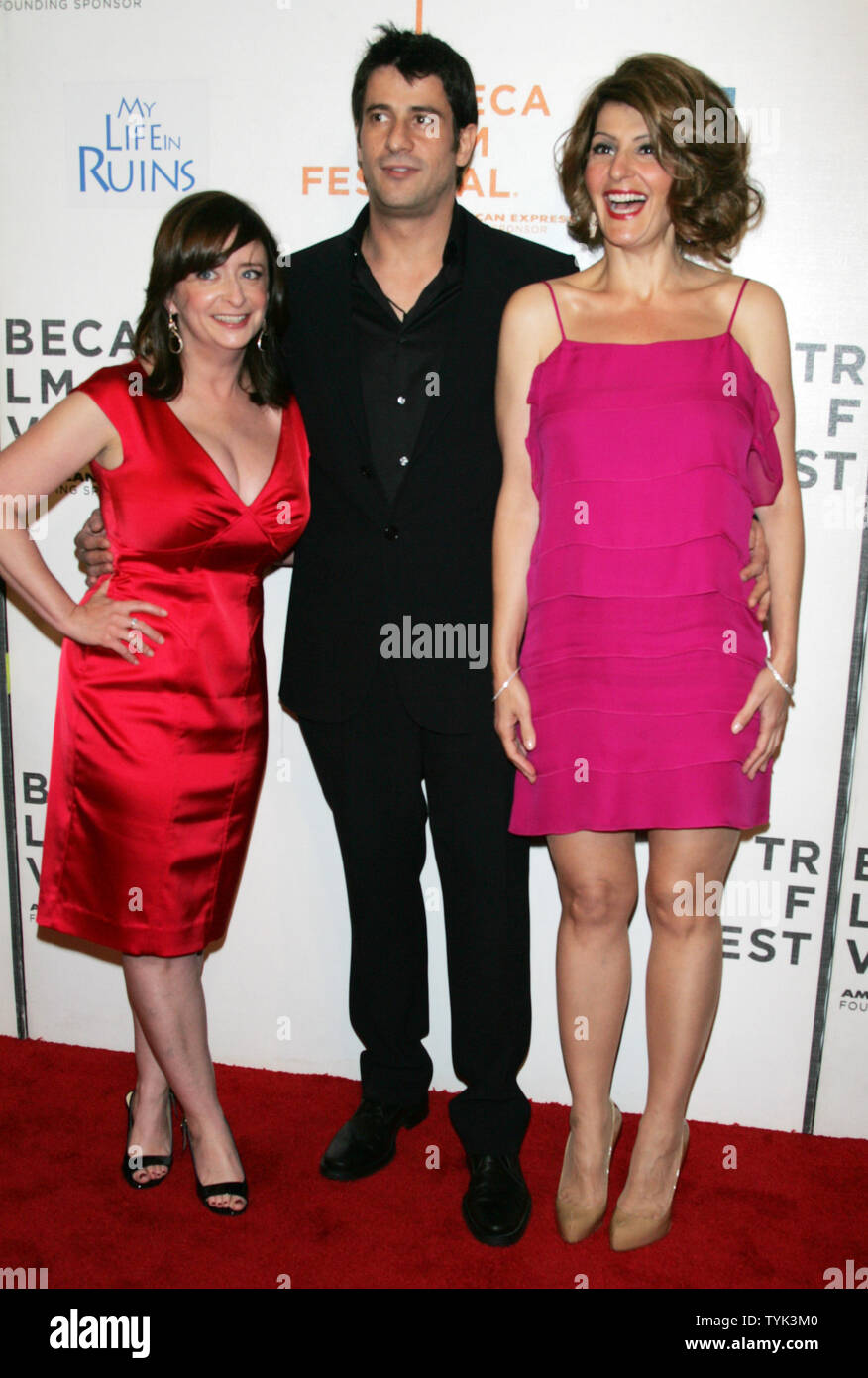 L R Rachel Dratch Alexis Georgoulis And Nia Vardalos Arrive For The Tribeca Film Festival Premiere Of My Life In Ruins At The Tribeca Performing Arts Center Bmcc In New York On May 2 Get all the details on alexis georgoulis, watch interviews and videos, and see what else bing knows. https www alamy com l r rachel dratch alexis georgoulis and nia vardalos arrive for the tribeca film festival premiere of my life in ruins at the tribeca performing arts centerbmcc in new york on may 2 2009 upi photolaura cavanaugh image257960864 html