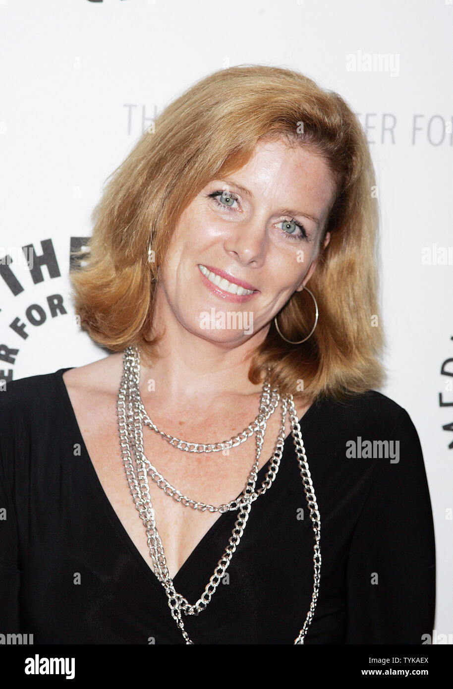 Liz Keifer arrives for the Goodbye to 'Guiding Light', 72 Years Young event at the Paley Center for Media in New York on August 19, 2009.       UPI Photo/Laura Cavanaugh - Stock Image