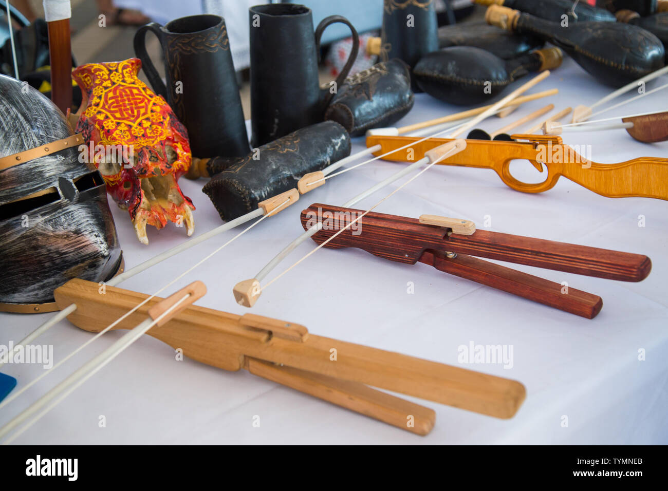 Crossbows Stock Photos & Crossbows Stock Images - Alamy