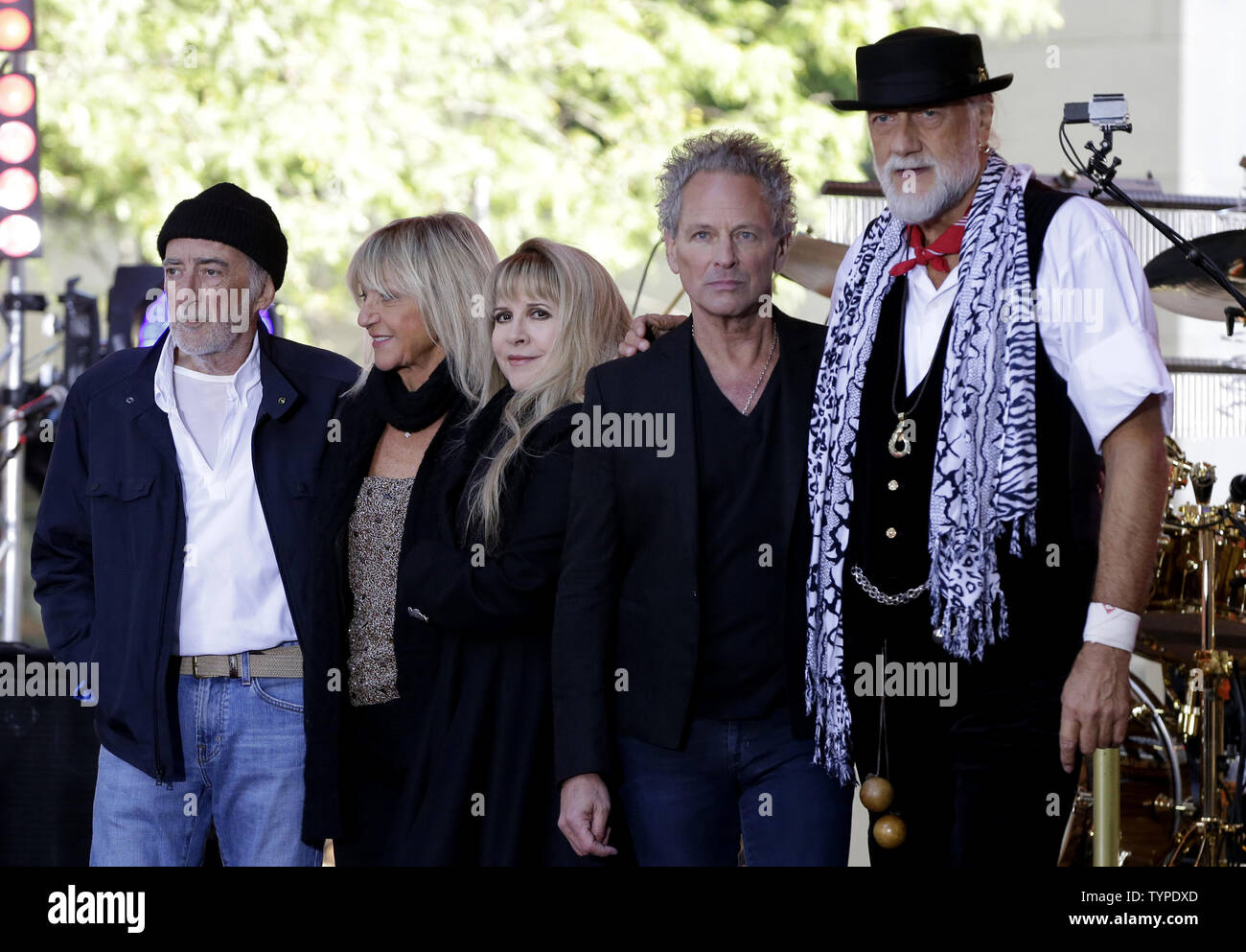 John Mcvie, Christine Mcvie, Stevie Nicks, Lindsey