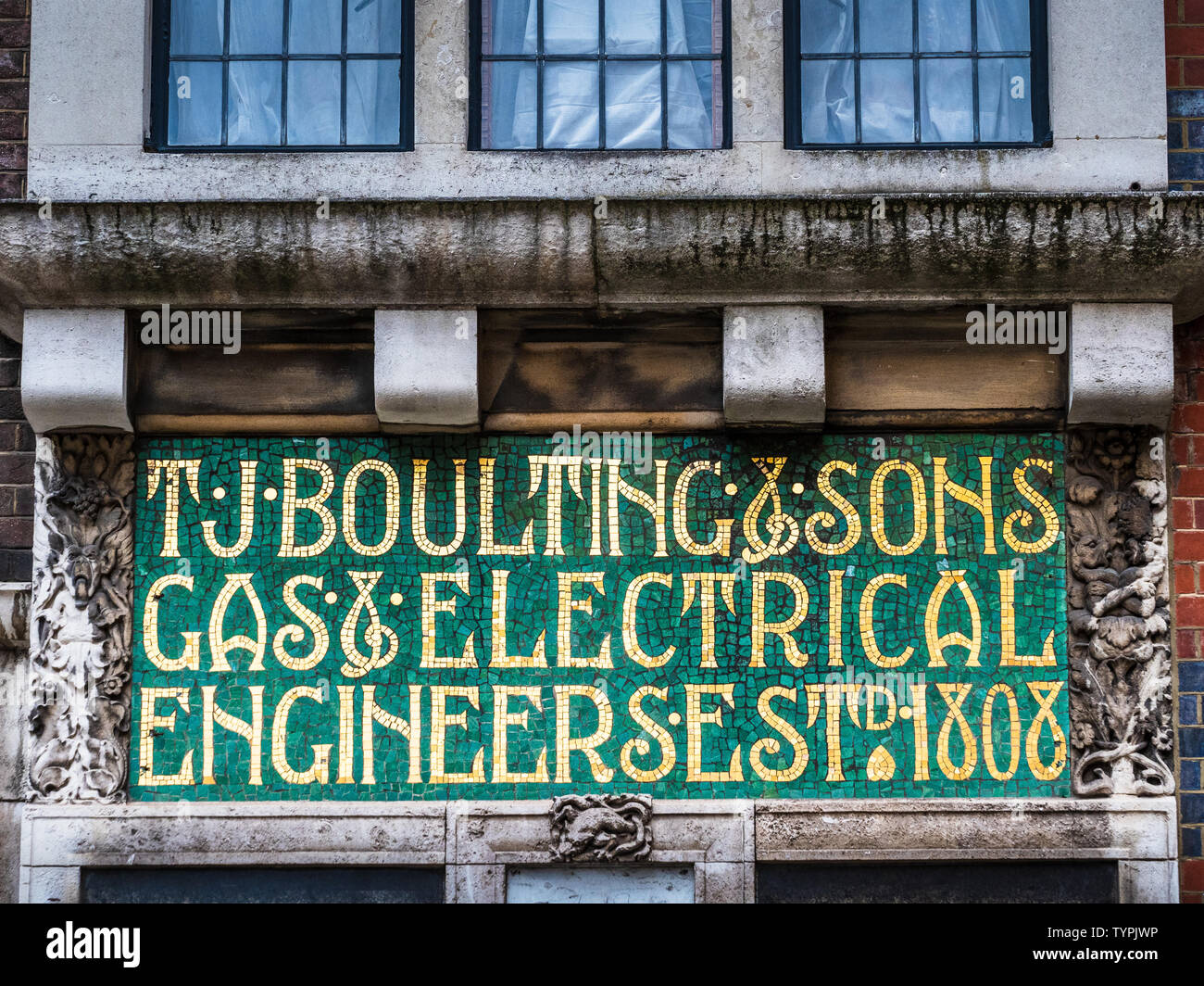TJ Boulting — London - culture - Recommendations by locals