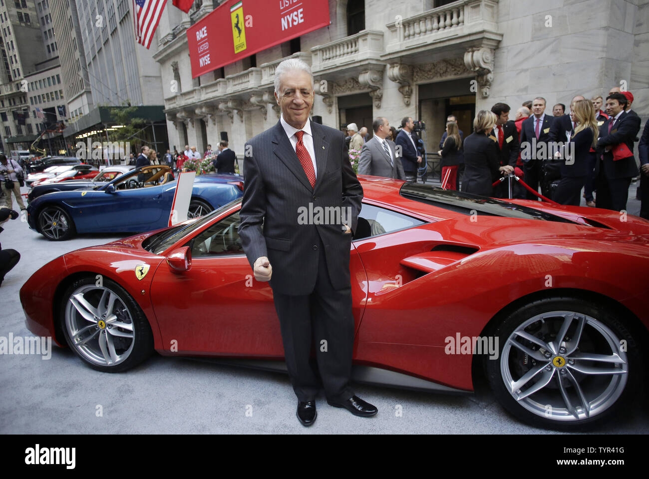 Enzo Ferrari High Resolution Stock Photography And Images Alamy