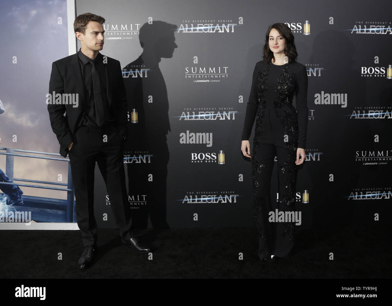 Allegiant 2016 Theo High Resolution Stock Photography And Images Alamy