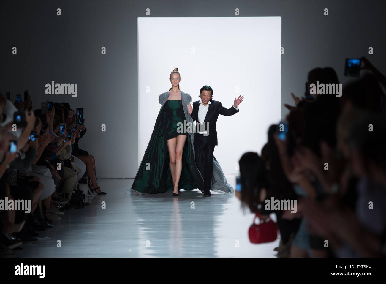 Zang Toi Fashion Designer High Resolution Stock Photography And Images Alamy
