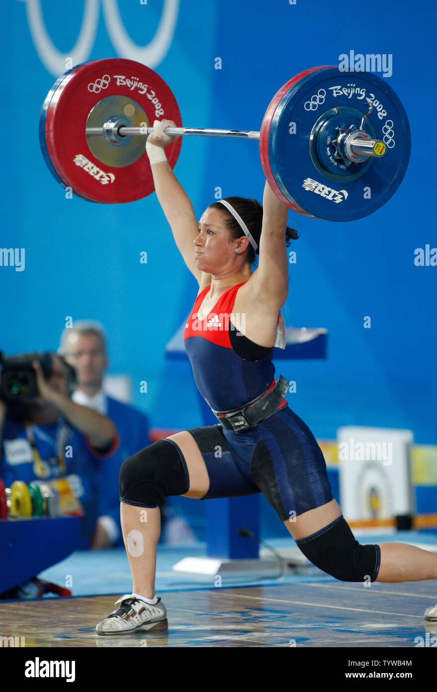 Weightlifting Olympics Stock Photos & Weightlifting ...