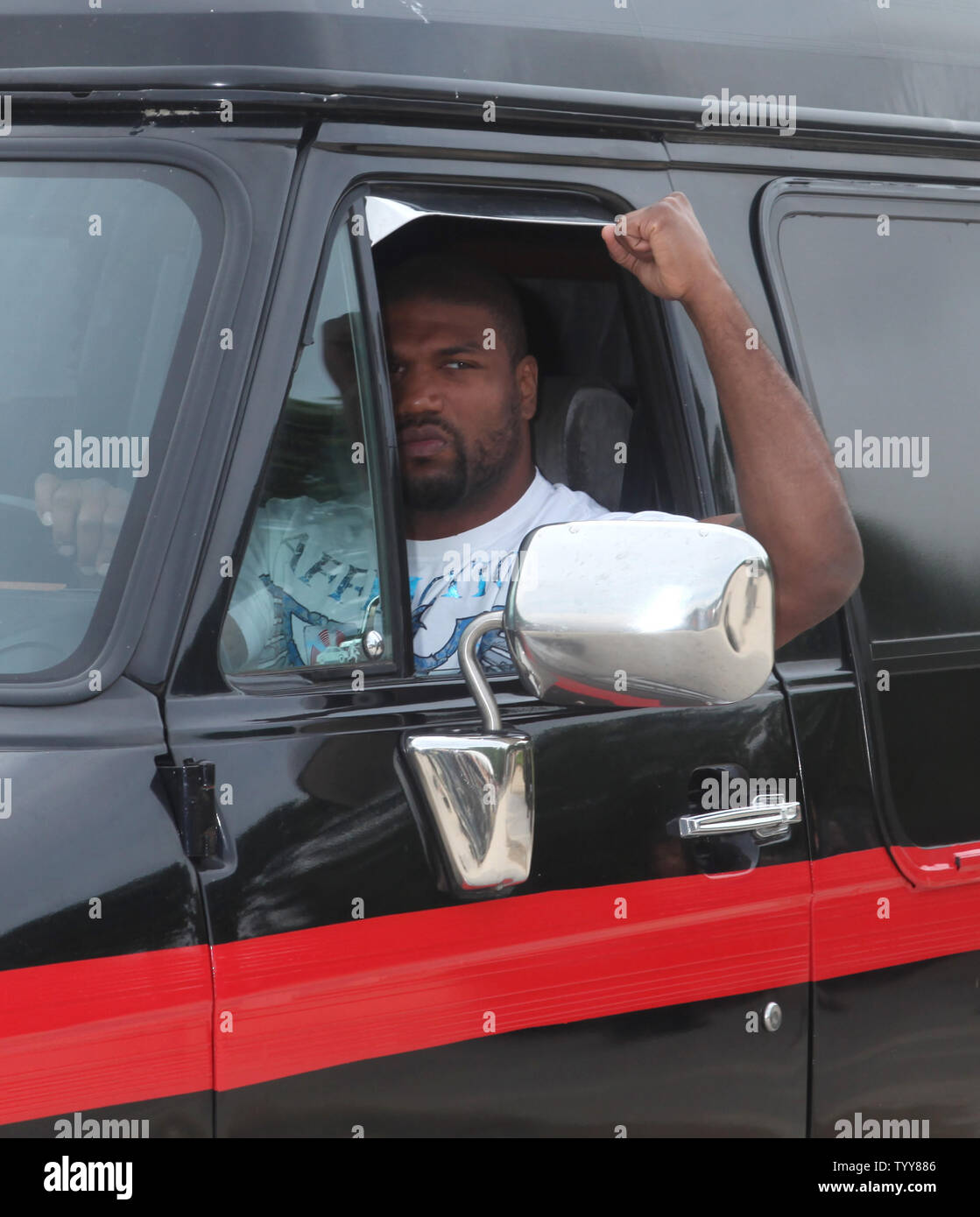 Page 2 Quinton Rampage Jackson High Resolution Stock