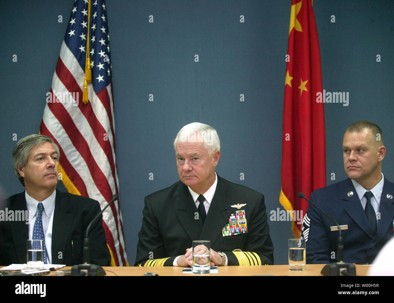 Chief Master Sergeant Of The Air Force Stock Photos & Chief Master