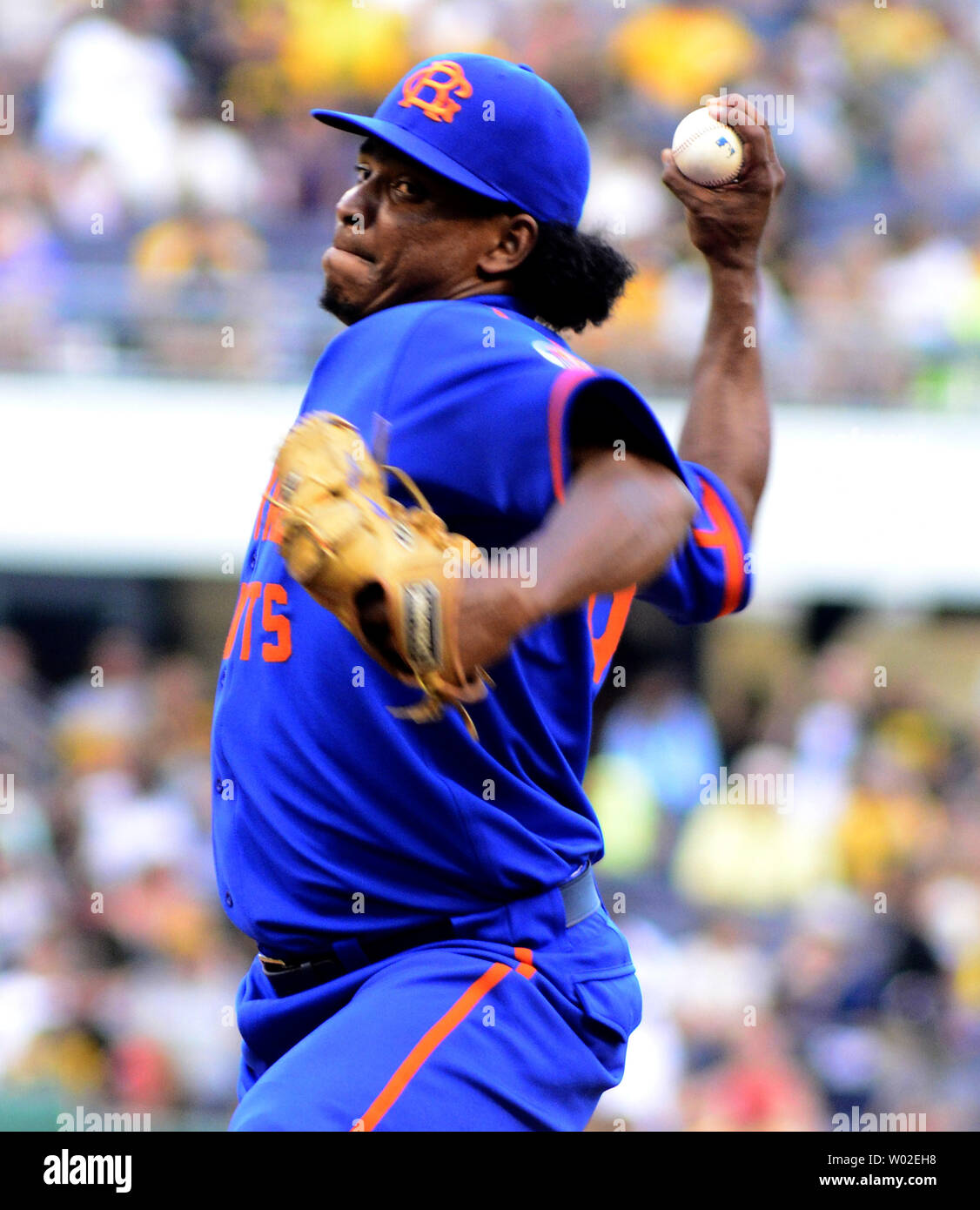 new arrival f7a7b e0814 New York Mets relief pitcher Jenrry Mejia closes the ninth ...