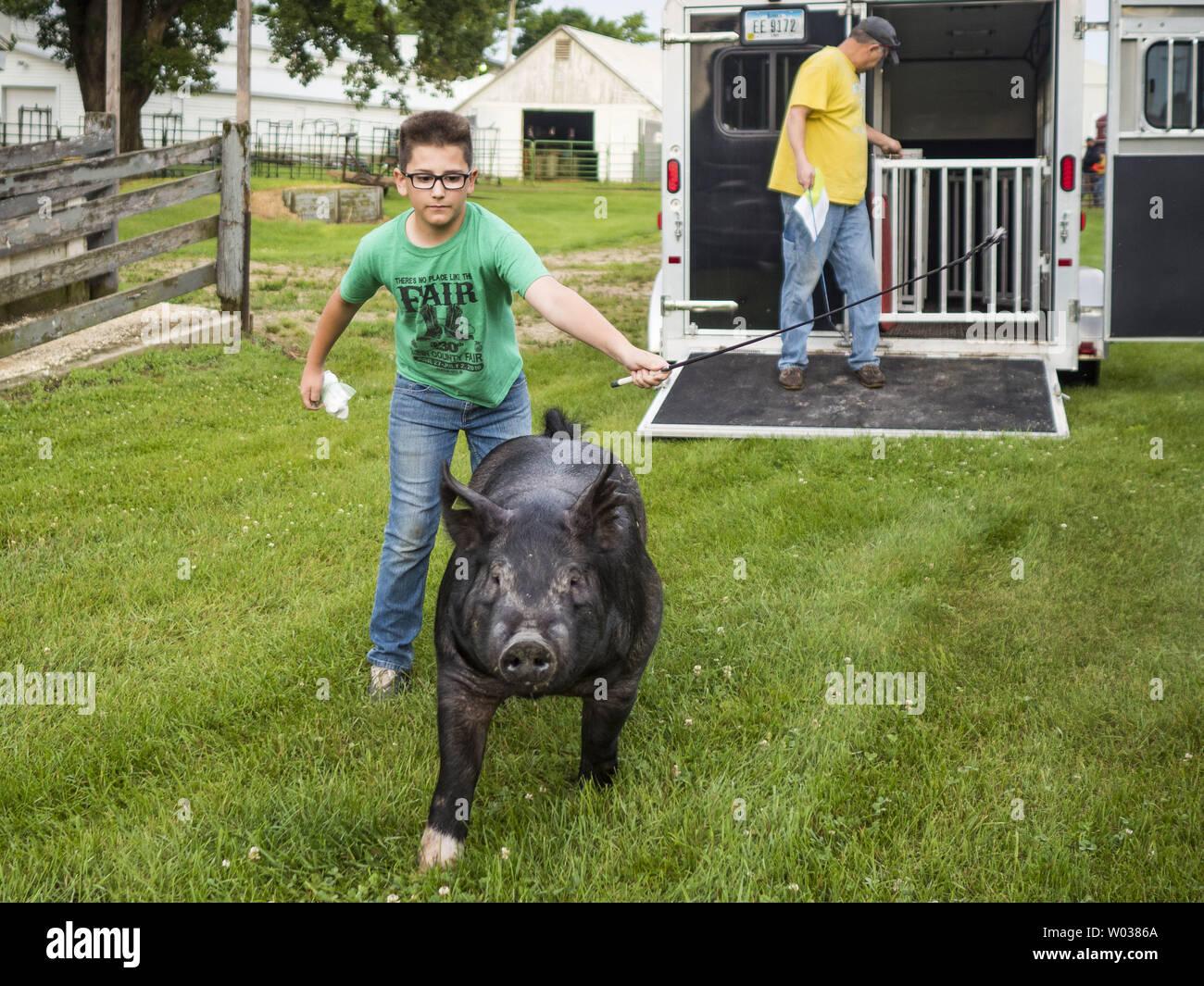 Whiteside County Fair 2020.Iowa County Fair Stock Photos Iowa County Fair Stock