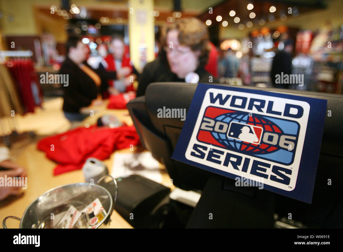 official photos b98bb fb923 World Series gear is flying off the shelves at the team ...