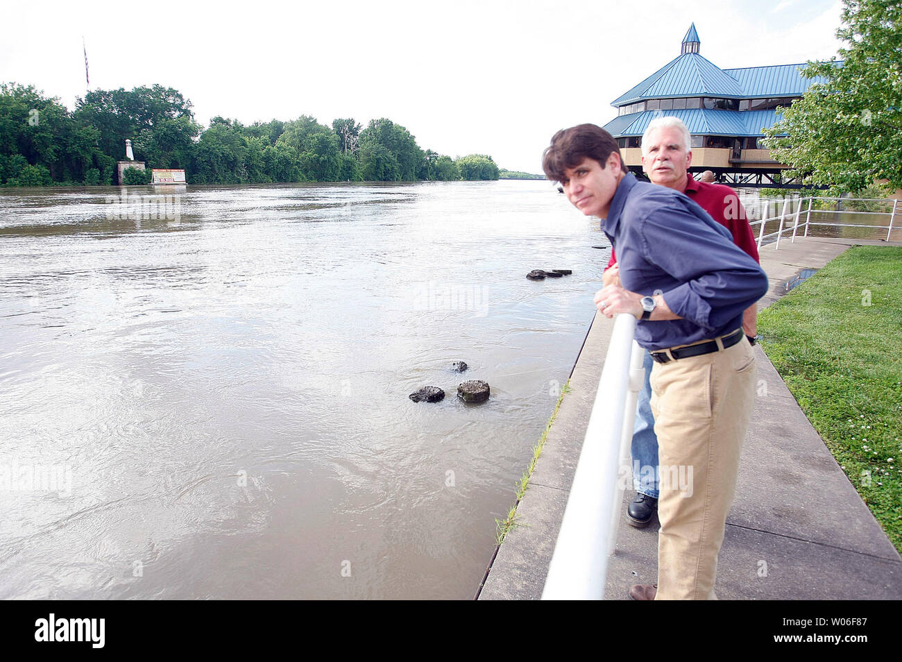 Flood Of 1993 Stock Photos & Flood Of 1993 Stock Images - Alamy