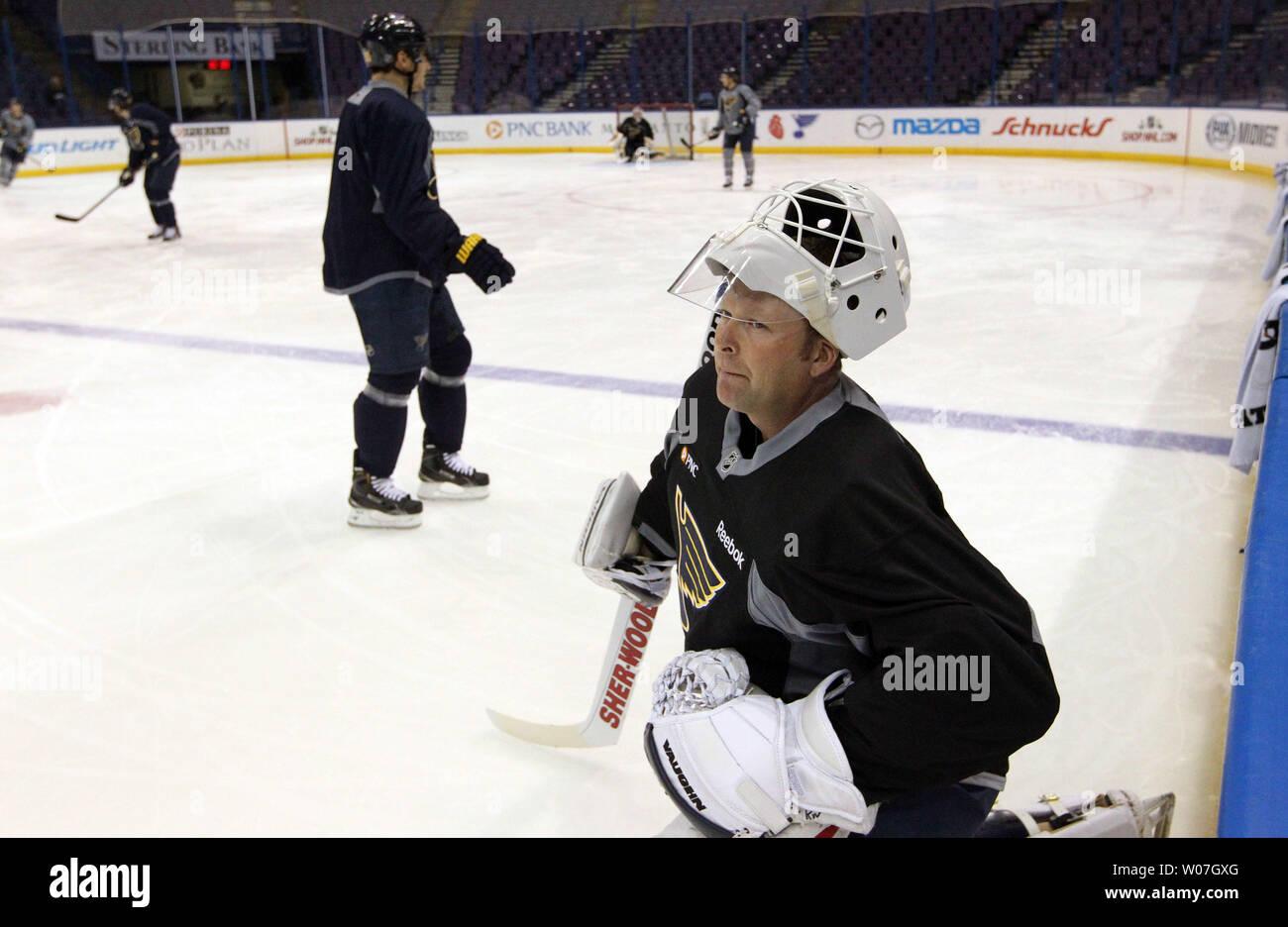 National Hockey League Goaltender Stock Photos National Hockey