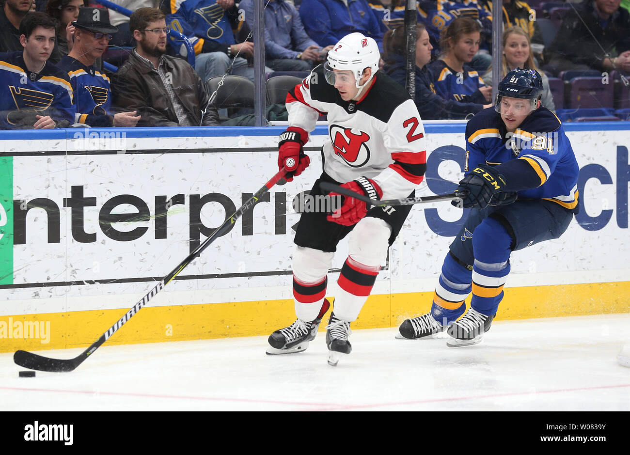 new concept 18467 29283 St. Louis Blues Vladimir Tarasenko of Russia uses his stick ...