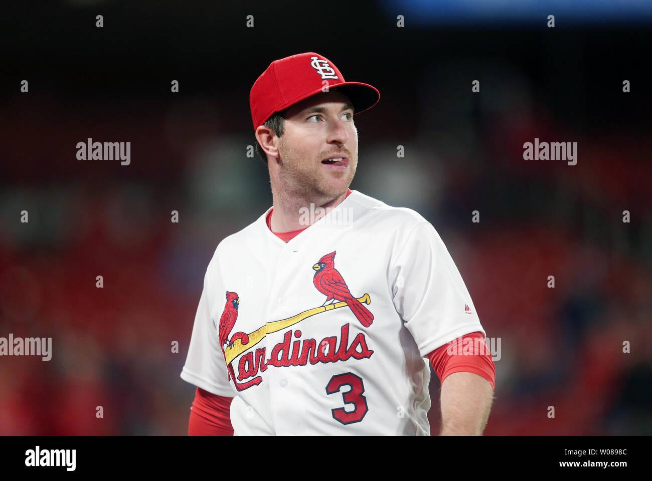 St. Louis Cardinals third baseman Jedd Gyorko is all smiles after ...