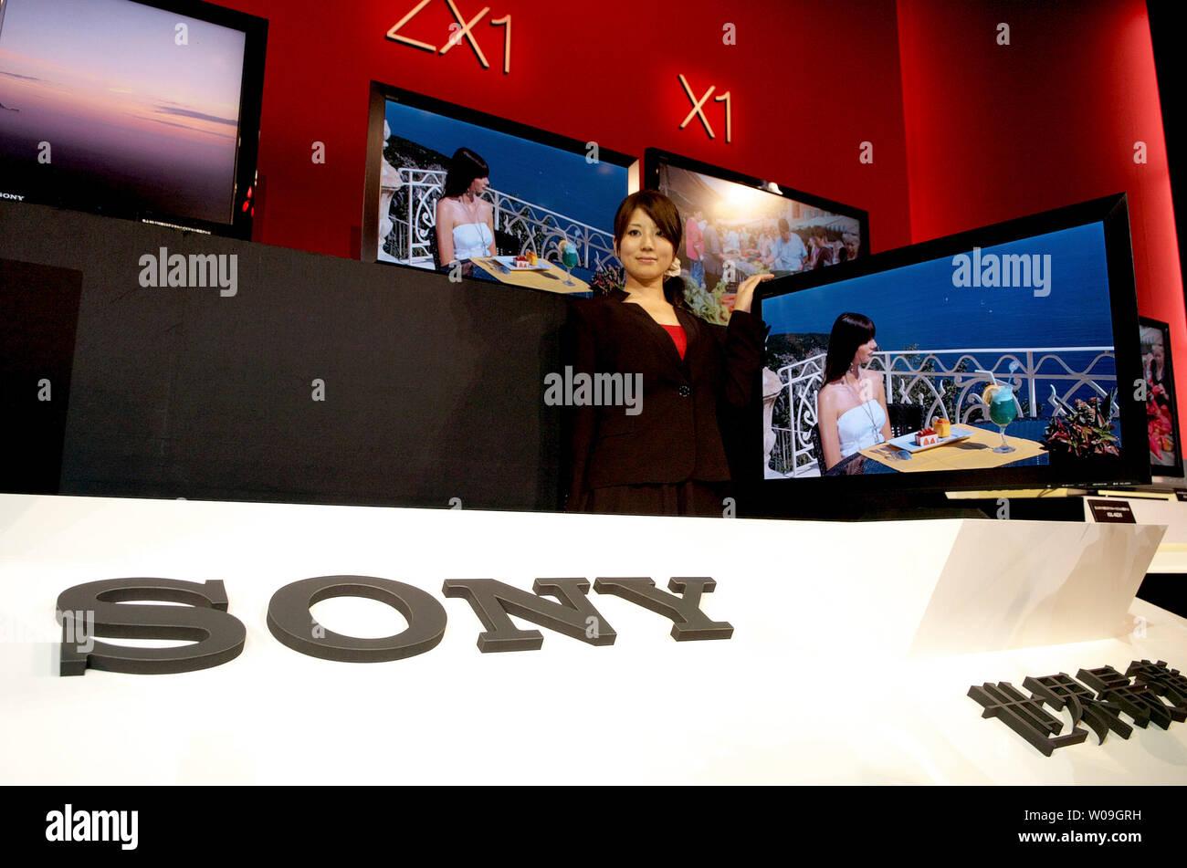 Sony Bravia Stock Photos & Sony Bravia Stock Images - Alamy