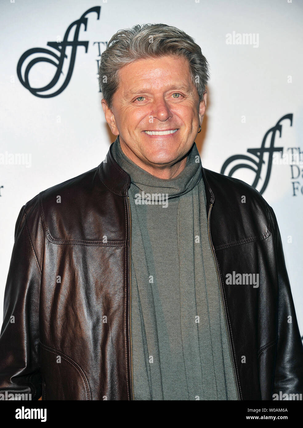 Peter Cetera Member Of Iconic Rock Band Chicago Attends The David Foster Foundation Fundraiser In Support Of Organ Donor Awareness In Toronto Canada On November 19 2010 Upi Christine Chew Stock Photo Alamy