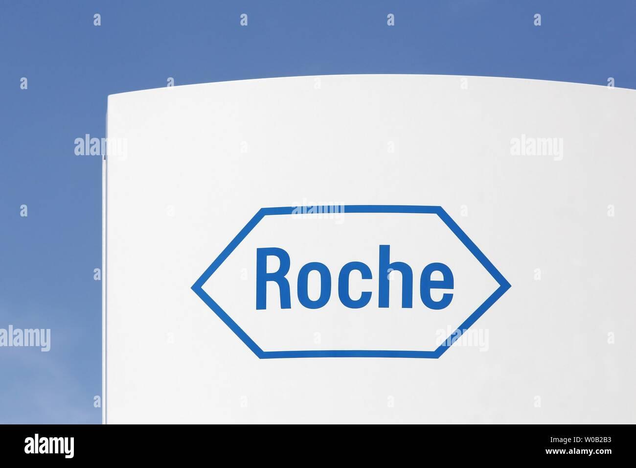 Hoffmann La Roche Stock Photos & Hoffmann La Roche Stock Images - Alamy